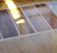 Gap filling & Finishing services provided by trained experts in Floor Sanding Clapham
